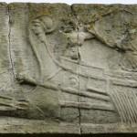 Tomb Cartilius Poplicola, Ostia Antica