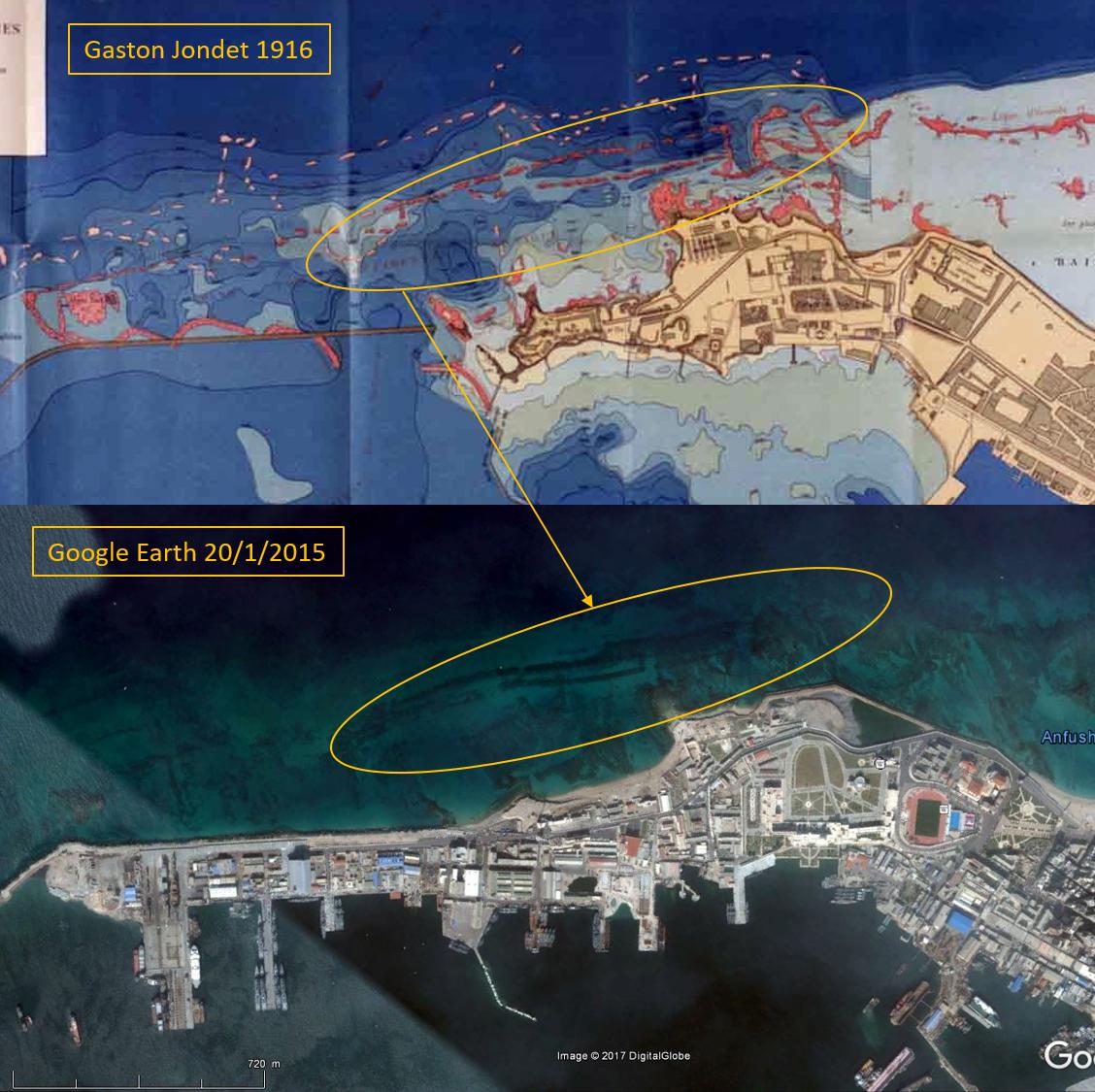 Alexandria Pharos isle ancient port | Ancient Ports - Ports ... on davis islands map, prince islands map, king islands map, hall islands map, berry islands map,